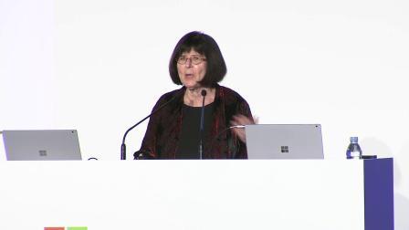 """2018年""""二十一世纪的计算""""学术研讨会暨微软教育峰会——Lenore Blum"""