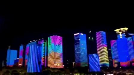 改革开放40周年,今天的深圳!