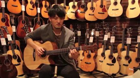 美诗特吉他来自日本的弹奏视频 Maestro in Japan