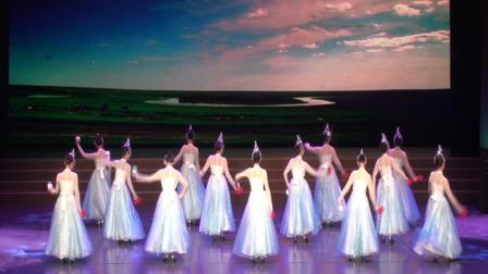 玉海摄《向天歌》天桥区艺术团舞蹈队