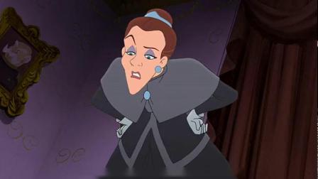 《灰姑娘2》展事姑姑欺负起灰姑娘来,比踩死蚂蚁容易