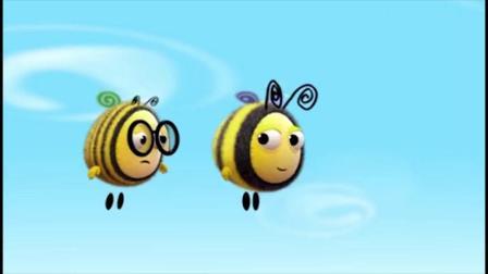 小蜜蜂:两个八仔帮蜘蛛快递员
