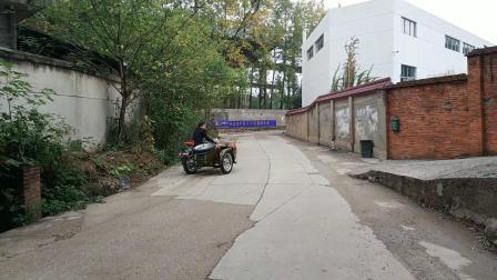 老长江750爬坡展示