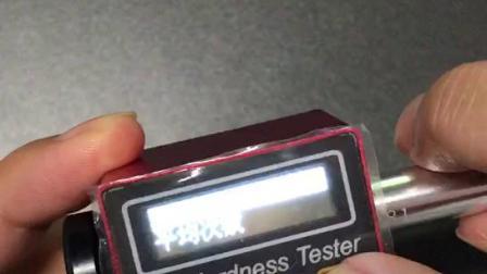 笔式硬度计操作视频