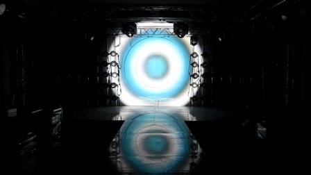 广州朗文光电 秋水涟漪200FA25视频 户外效果灯具