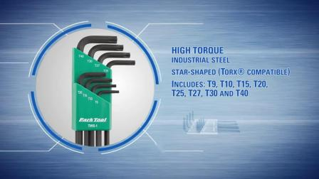 TWS-1 Torx® Compatible Wrench Set