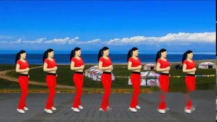 24步广场舞《玩腻》大气时尚,旋律动感,好听好看更好学