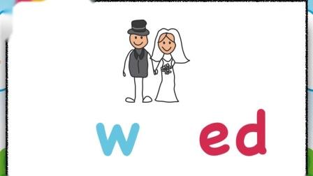 CVC words - ed family