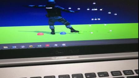 WISEXMA全身动作捕捉视频,无标记位置移动