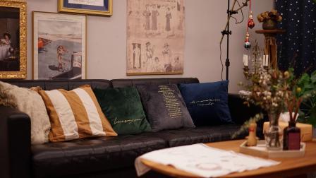 Christmas in the House|圣诞家居布置|圣诞装饰DIY|在家过圣诞|IKEA|HMHOME|ZARAHOME|生活需要仪式感