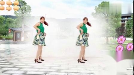 最新优美广场舞32步《情歌美》经典民歌,好听