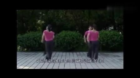 双人对跳广场舞《爱情恰恰》