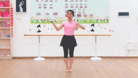 启蒙班舞蹈《小鸡和小鸭》