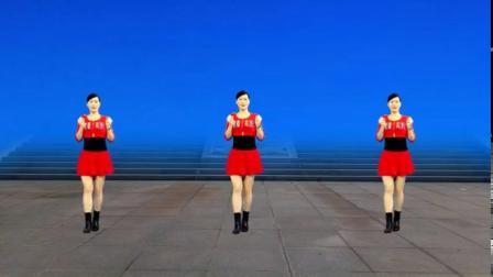 广场舞《争什么争》实实在在品人生百味,好听好看简单32步