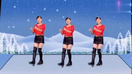 玫香广场舞原创《男人的苦女人不清楚》32步附教学