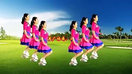 广场舞《九妹》,网红32步摆跨步子舞,动感时尚易学