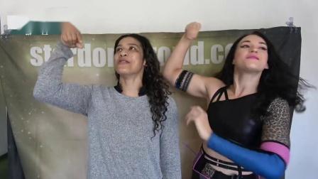 【STARDOM】 Jamie Hayter & Nicole Savoy vs. 鹿岛沙希 & Starlight Kid