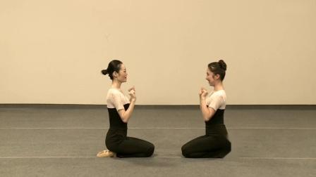 中国舞蹈家协会考级舞蹈一级小手拍拍