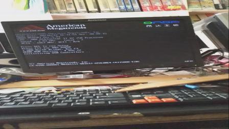 钓鱼人渔具金鸡店昂达主板电脑开机