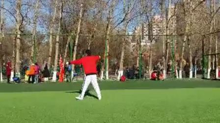 软长杆舞步(三)锦州锦胜在沈阳国奥