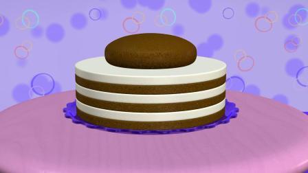 TuTiTu玩具屋 生日蛋糕玩具