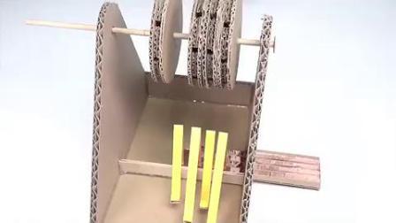 游戏的另一种玩法,制作很简单的打击机