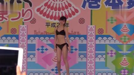 日本最美小学女生,走秀混剪,小小年纪台步超稳,有超模范儿