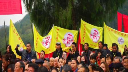 纪公庙纪信将军诞辰2270周年纪念庆典活动视频