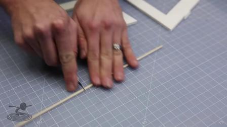 创艺星模型Flite Test - Baby Blender FT搅局者双翼机制作教程