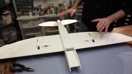 创艺星模型 Flite Test - FT Cruiser FT巡航者 制作 教程