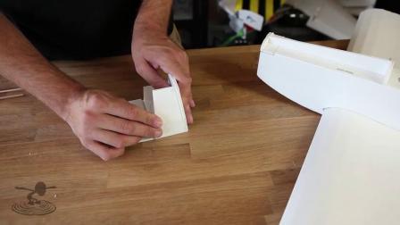 创艺星模型 Flite Test - FT Duster 制作教程