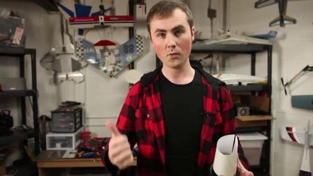 创艺星模型 Flite Test - FT-Viggen FT雷氏战斗机 制作教程