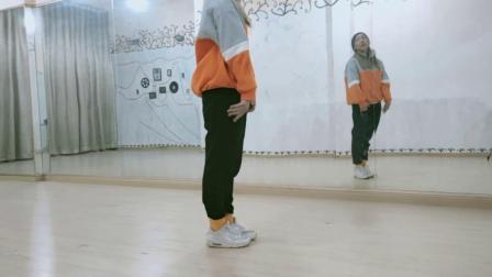 『红豆舞社』罗志祥 一枝独秀   舞蹈分解第二段_高清