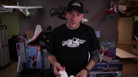 创艺星模型Flite Test - FT Mini Speedster FT迷你神行者号制作教程