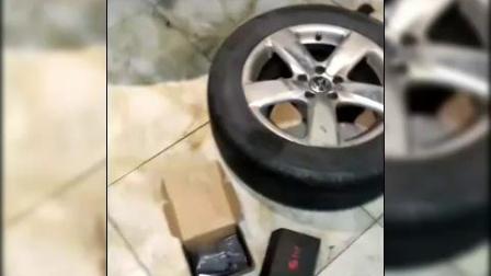 大众途观更换中力安陶瓷刹车片【中力安·专注安全】