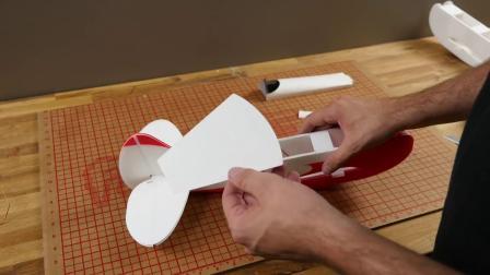创艺星模型 FT Mini Sportster Flite Test FT Mini运动者号制作教程