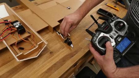 创艺星模型FT Sea Duck  Flite Test FT海鸭双发水机制作教程