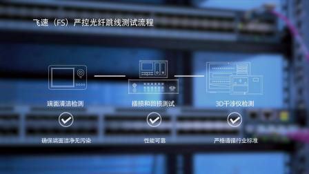 8芯MTP/MP-LC弯曲不敏感单/多模分支光纤跳线是什么?-飞速(FS)