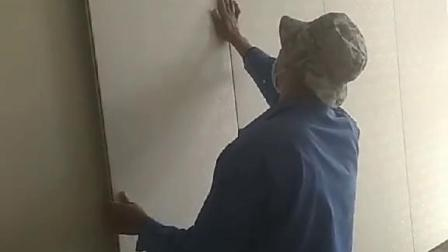 花了十几万装修的房子壁纸撕了换成护墙板