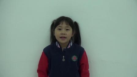 济宁修文外国语学校小学部一年级一班感恩节祝福