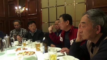 2018年11月22日上海部分战友相聚在漕宝路顺风大酒店