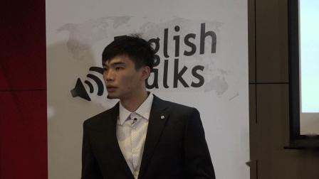 Expanding Consciousness Consciously | Tung-Yen Chuang | ENGLISH TALKS