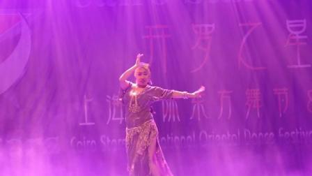 周欣宇上海首场演出最新Beledi