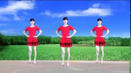 最火的广场舞《一晃就老了》歌词实在好心酸,舞蹈简单易学