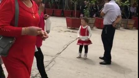 南疆风情-温宿县街景