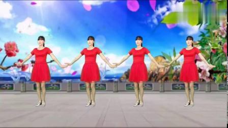 经典金曲广场舞《小妹甜甜甜》歌声甜美醉人,好听更好看
