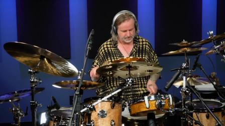 Pete Lockett - Indian Rhythms Applied To The Drumset - Drum Lesson (Drumeo)