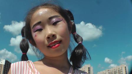 吴婧萱 潘紫洋  - 我的快乐就是想你 C调2