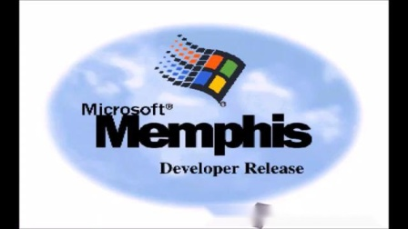 Windows 孟菲斯开发者发布版开机音乐