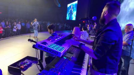 Live Worship #19 in ear mix